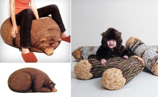 Bear Bean Bag