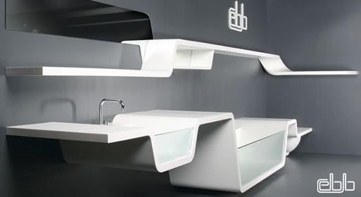 Ebb Bathroom Concept