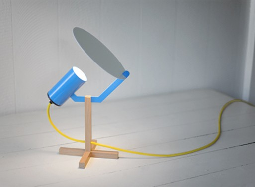 Big Bounce Lamp