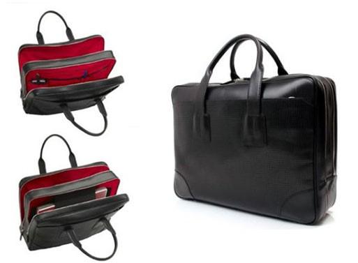 Bill Amberg Jag Laptop Bag