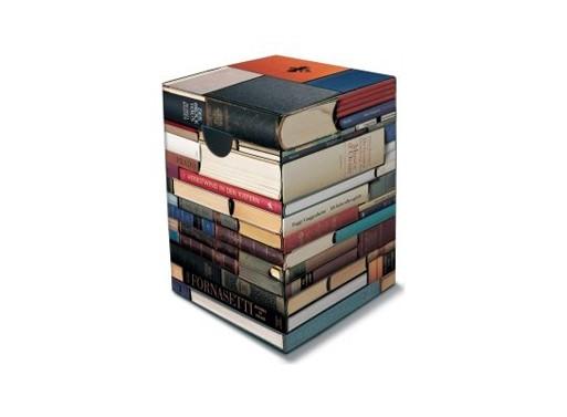 Bookworm Cardboard Stool