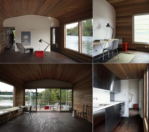 Maison Flottante (Floating House) by Bouroullec Brothers