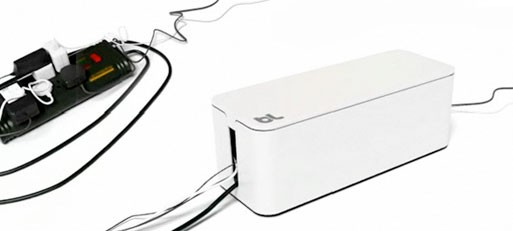 CableBox by Bluelounge