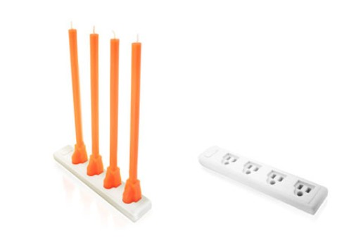 The Candlestrip Candles by Design Glut