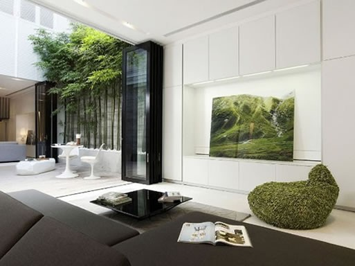 Casa Blair Road by Ong & Ong