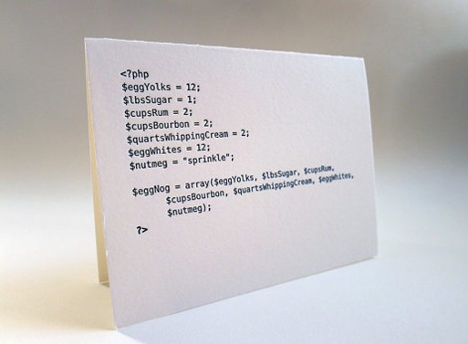 Code Cards