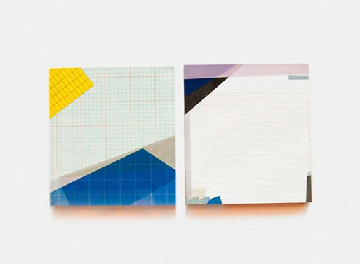 Collage Sticky Notes Duo