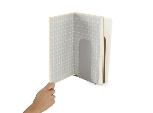 Conceal Vertical Display