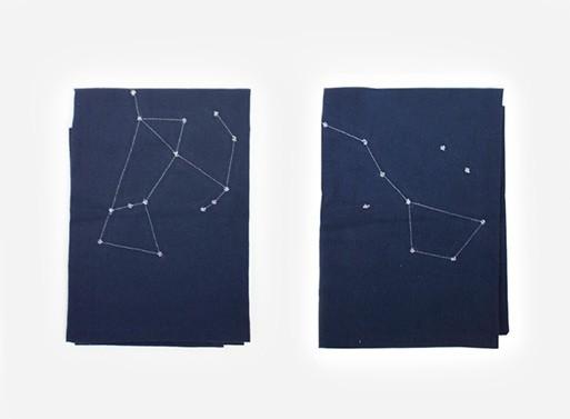 Constellation Tea Towels