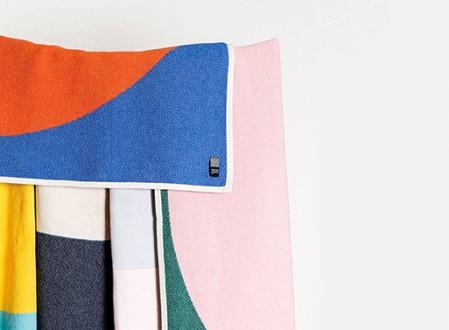 Michelle Rondelli Cotton Blanket