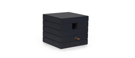 Cube Birdhouse by Loll