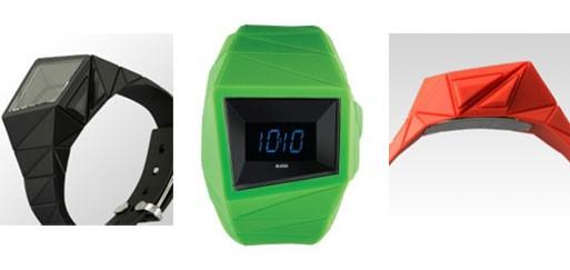Daytimer Watch by Alessi Watches