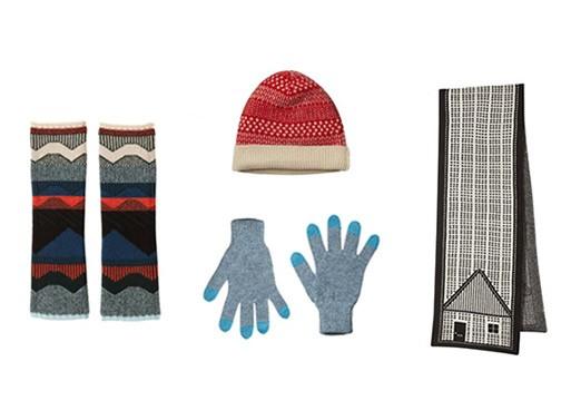 Donna Wilson Hats, Scarves, Gloves
