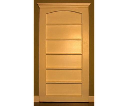 Hide-away Door
