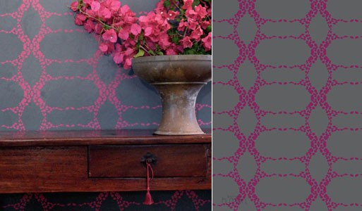 Elizabeth 2-Roll Wallpaper Set