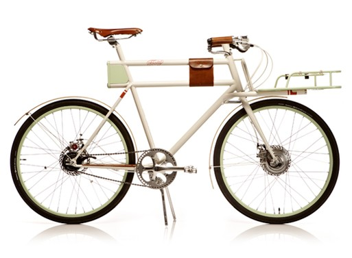 Faraday Porteur Bicycle