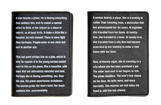 Fiction Passport Covers