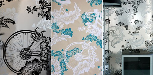 Flower Pedal Wallpaper by Flavor Paper