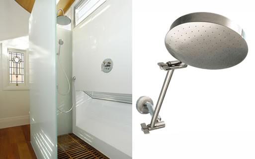 Free Standing Shower
