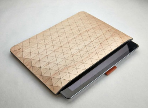 Maple iPad Sleeve by Grovemade