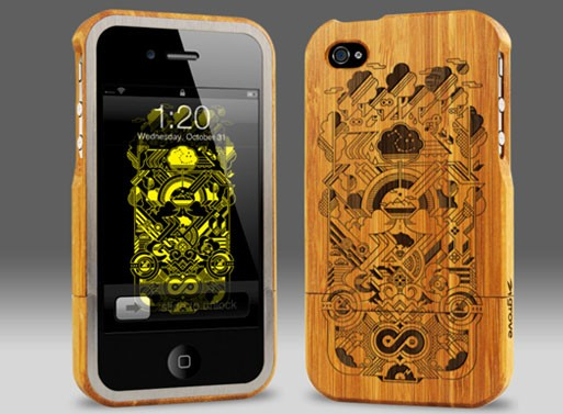 Grove Bamboo iPhone Cases