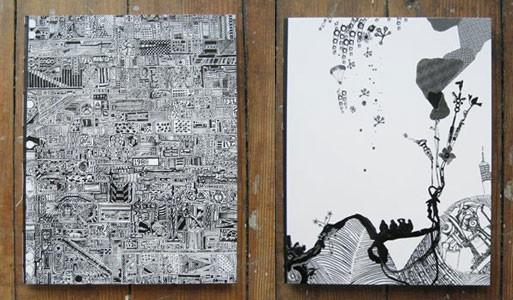 Unfinished and Unpublished Handbound Notebooks