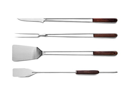 Italian Barbecue Tool Set