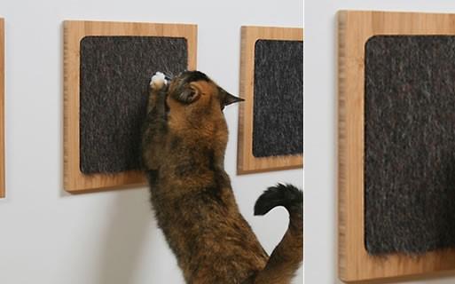 Itch Cat Scratcher