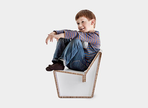 Kenno S Kids Recyclable Chair