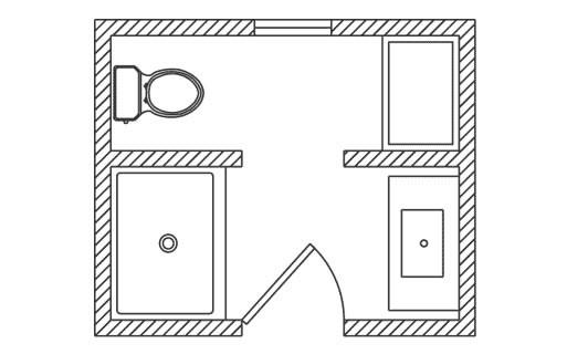 Kohler Bath Floorplans