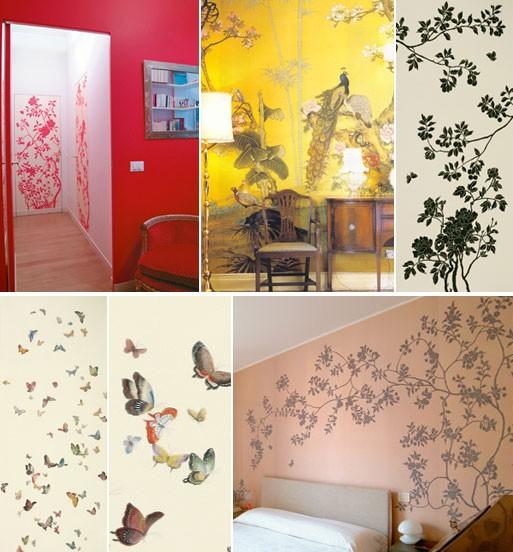 MISHA Handmade Wallpapers