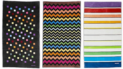 Missoni Beach Towel Collection