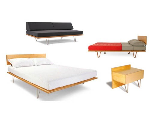 Modernica Bedroom Collection- Free Shipping