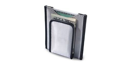 Magnetic Money-Clip/Card-Case