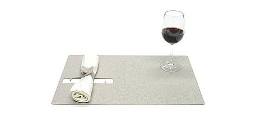 Napkin Catch Placemats- Set of 2