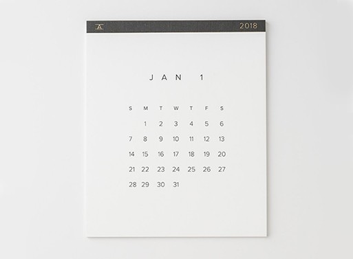 Perfect Wall Calendar