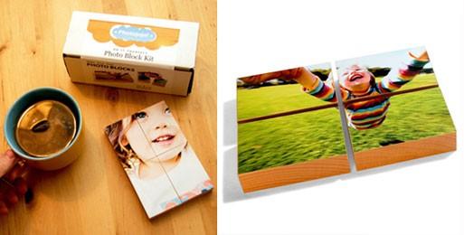 D.I.Y Photo Block Kit