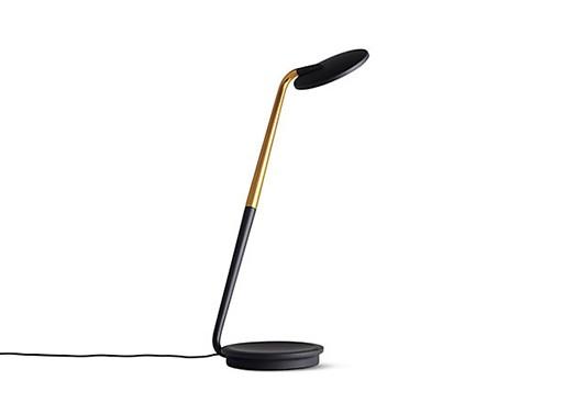 Pixo LED Table Lamp (black/brass)