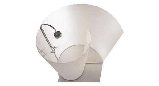 Chiocciola Shower