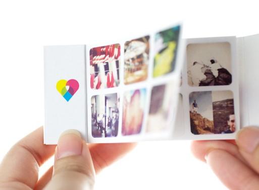 Printstagram Mini Instagram Stickers