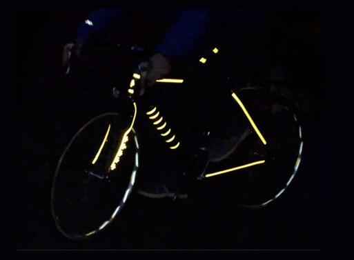 RydeSafe Reflective Bike Decals