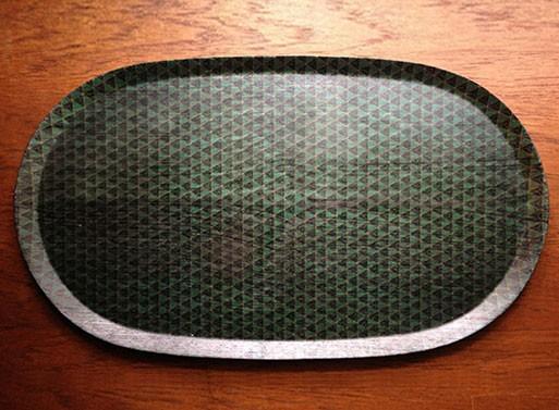 Vintage Printed Trays