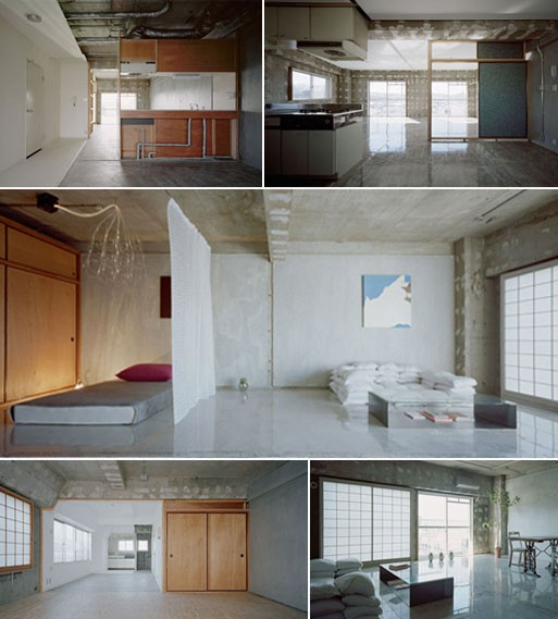 Sayama Flats by Schemata Architecture Office