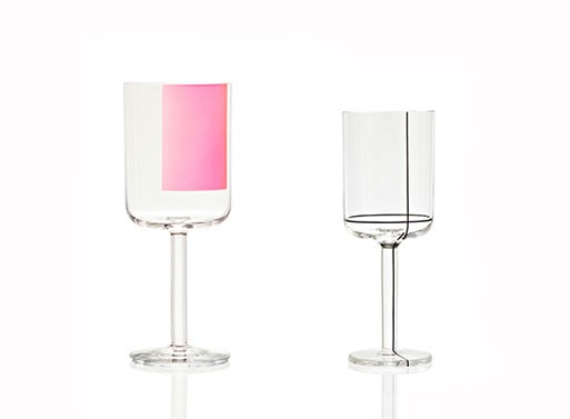 Scholten & Baijings' Colour Crystal Stemware