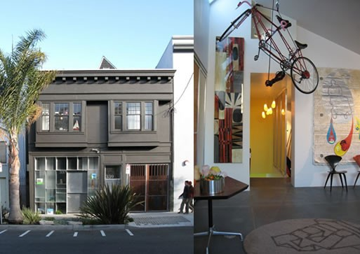 David Baker + Partners overhaul of Shift in San Francisco