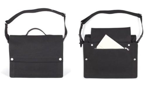 Soft-top Briefcase and Messenger Bag