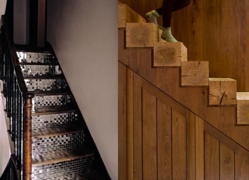 Inspiration: Stair Materials
