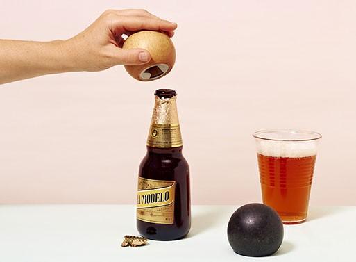 Sphere Bottle Opener