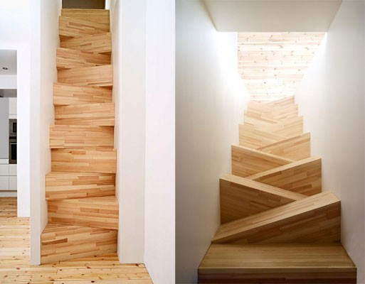 Steps of TAF Arkitektkontor