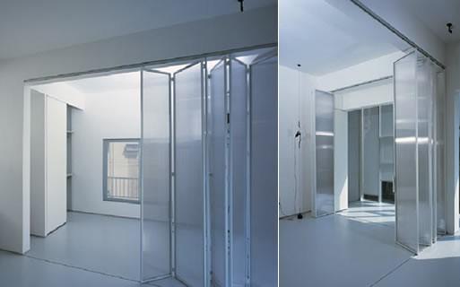 U flat by Paritzki Liani architects